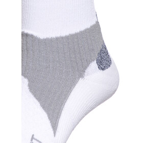 X-Socks Run Fast Socks Mid white